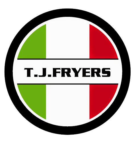 TJ Fryers | 4 Motherwell Street, Airdrie ML6 7HU | Telephone 01236 763841