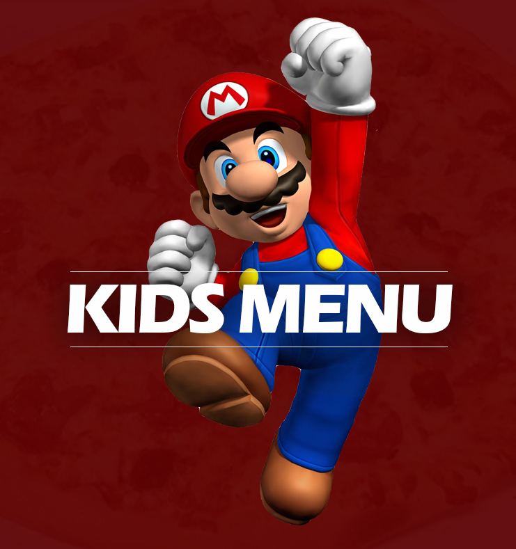 Kids Menu now available